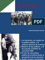 Juventud, Derechos y Politicas PublicasBogota