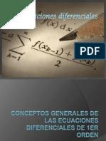 Ecuaciones Diferenciales Pp