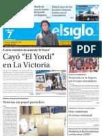 Edición Eje Centro Sábado 07-09-2013