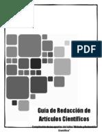 Guía de Redacción de Artículos Científicos