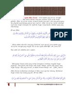 Akhlak Seorang Muslim