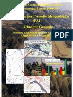 Relazione Generale PAI Sardegna