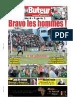 LE BUTEUR PDF du 21/06/2009