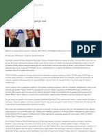 Israel, Seus Fantasmas e o Perigo Real