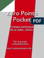 Zero Pointé Pocket
