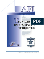 TECNICAS DE INTERCEPCION TERRESTRE .pdf