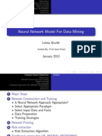 data mining using neural networks
