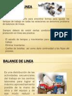 Balance de Linea Elemental (1)
