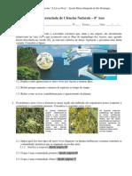 Ficha Diferenciada - Sucessão ecológica