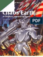 Rifts. .Chaos Earth