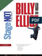Billy Elliot Education