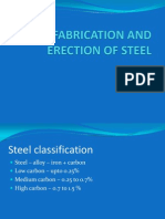 Fabrication and Erection of Steel