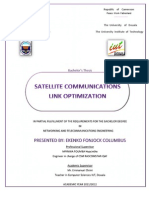 Satellite Communications Link Optimization_revhya
