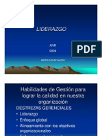Liderazgo - b. Diaz