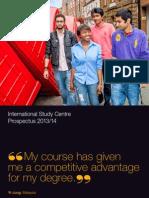 Kingston University ISC 13 Summary Brochure