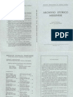 Archivio Storico Messinese Vol 35