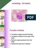 XL22 - basic haematology.ppt