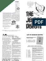 Jewish Disaste-Six-Point Star (O. J. Graham, 2002)