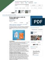 Novas regras da construção civil_ NBR 15575 - Artigos - Jus Navigandi