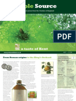 Kent Apple and Cider sources Brochure 2009