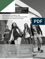 Ljmu Isc App Form 2013-14