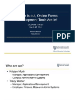 Paper Is Out, Online Form Development Tools Are In (166229538)