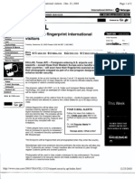 T5 B2 on Asa Fdr- Entire Contents- Email- Questions- Government Releases and Press Reports (1st Pgs for Reference) 106