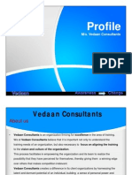 Vedaan Corporate Profile