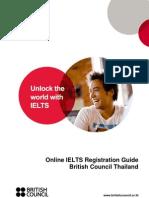 Online IELTS Registration Guide