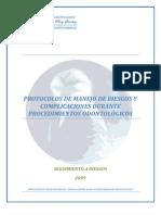 Manual de Riesgos Del Usuario Dr. Octavio Perez Sanchez
