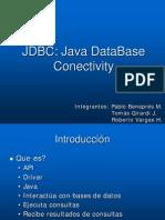 JDBC tgj-pbm-rvh