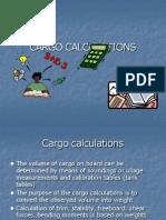 Cargo Calculations Adv (137 Str.). Gas