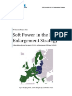 Soft Power in the EU Enlargement Strategy