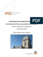 IPIC 2013 Sponsorship Proposal_FINAL 2012 12 01
