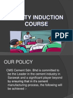 Safety Induction- Editted