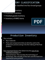 3rd_ Inventory Classification