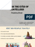Presentation on Ancient Travellers