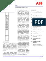 ABB ICSTT-SDS-8471 - En Plantguard TMR 120 VDC Digital Output Module P8471