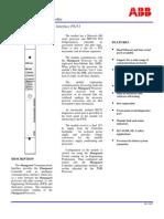 ABB ICSTT-SDS-8151 - En Plantguard Communications Interface P8151