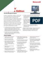 Pro-Watch Corporate Edtion DataSheet