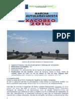 Crónica de la Ruta Jacobea en Autocaravana - FECC