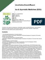 Herbal Cosmetics &Amp; Ayurvedic Medicines (EOU)