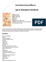 Herbal Soaps &Amp; Detergents Handbook