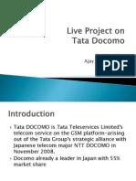 Marketing TataDocomo