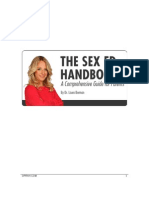 Talking to Kids About Sex Handbook