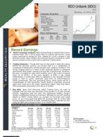 Wealth Securities Report