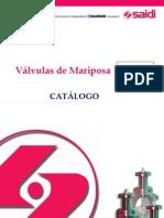 Catalogo Valvulas de Mariposa