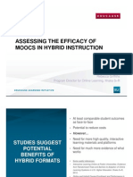 Assessing the Efficacy of Third-Party MOOCs in Hybrid Instruction (166255620)