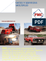 Transportes PMC - UPLA 1