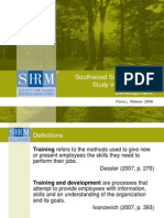 Southwood School_ Training and Development_PPT_FINAL2